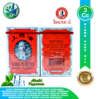 Minyak Angin Siang Pure Oil - 3 Cc - 7 Cc - 25 Cc