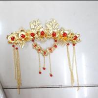 Mahkota Headpiece Chinese Gold HCH03