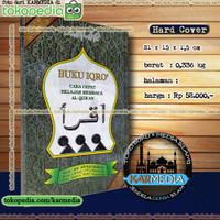 Iqro Besar HARD COVER HVS LUX ORIGINAL - AMM YOGYAKARTA ori