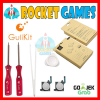 Gulikit NS28 Joystick Replacement Repair Kit For Switch / LITE / Elves