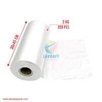 Plastik HD Roll A3 (Folio F4 A4) 30 x 45 Cm Buah Fotocopy Serbaguna