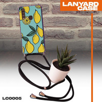 Baru!! Lanyard Case Anticrack Plus Tali Premium High Grade