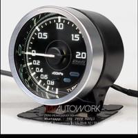 INDIKATOR GAUGE DEFI A1 ADVANCE WATERTEMP OILTEMP VACUM VOLT RPM MOBIL