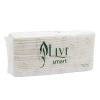 Tissue Livi smart multifold towel 150sheet MURAH