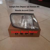 Lampu Sen Sein Depan Corner Lamp 1pc Kanan Rh Honda Accord Cielo 94-97