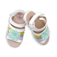 Sepatu Sandal Anak Perempuan Fit To Feet Bella - Putih