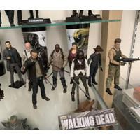 McFarlane Toys The Walking Dead SET 8 Figure Loose