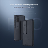 Nillkin CamShiled Pro Casing Case For Samsung Note 20/ Note 20 Ultra - Hitam, Note20