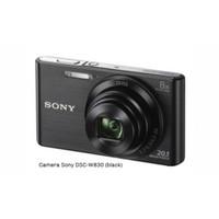 Camera Sony CyberShot DSC-W830