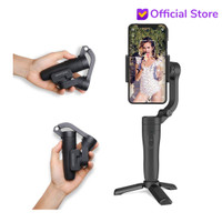 Feiyu VLOG Pocket Handheld Gimbal For Smartphone - BLACK