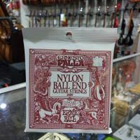 Ernie Ball 2409 - Senar Gitar Nylon - Nylon ball end Original