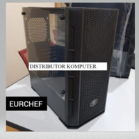 Cube Gaming EURCHEF Mesh - Tempered Glass m-ATX Gaming Case