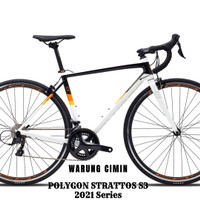 Sepeda Balap Polygon STRATTOS Series 3.0 2020 (S3)