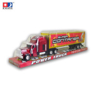 IMAGE TOYS mainan Super Container Truck Chrome