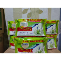 tissue paseo anti bacterial wipes 25 sheets ( beli 1 gratis 1 )