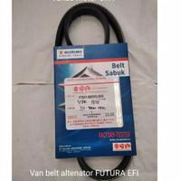Fan belt /V-Belt / tali kipas AC Suzuki APV 4pk 815 original