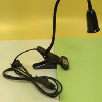 Lampu Belajar / Meja / Desk Lamp Jepit SL-0016 MEIWA