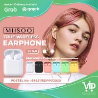 MIISOO i12 PRO TWS Airpod HIFI Earphone TRUE Wireless STEREO Bluetooth