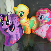 BANTAL BODY BONEKA MY LITTLE PONY - TWILIGHT