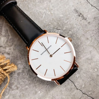 Jam Tangan Pria | Men's watch Hannah Martin Original Simple Design - JA1