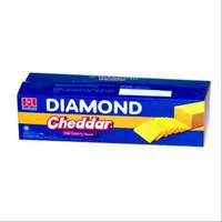 Keju Cheddar Diamond 500gr
