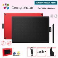 One by Wacom CTL672 Digital Pen Tablet CTL-672 Medium