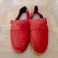 ZARA/Slip on wanita import/Sepatu Second import/Size 41