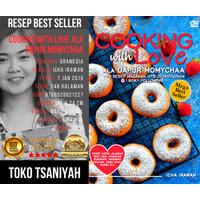 Buku Resep Masakan Cooking With Love Ala Dapur Momychaa Icha Irawan
