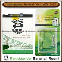 Baterai Vivo Y53 B-C1 BC1 Double Power Batre HP Rakkipanda Original