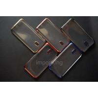 Xiaomi redmi 8A SHINING CHROME TPU CASE CLEAR Silicone Case