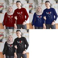 Sweater Couple LP Love Saranghae