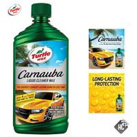 Turtle Wax Carnauba Cleaner Wax Liquid / pengkilap mobil