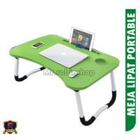 Meja Lipat Belajar Laptop Serbaguna