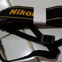 Tali Kamera Nikon Original Strap Nikon SLR