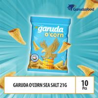 Garuda Ocorn Sea Salt - 21g x 10 Pcs