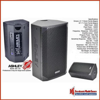 Speaker Aktif ASHLEY MA 12A / MA12A ORIGINAL 12 inch Harga 1pcs/1unit