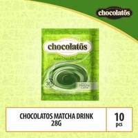 Chocolatos Drink Rasa Matcha Latte - 26gr (DACA5)
