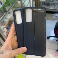 VIVO V20 SE NEW AUTO FOCUS CARBON LEATHER CASE AUTO FOCUS
