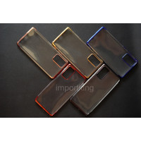 Samsung Note 20 SHINING CHROME TPU CASE CLEAR Silicone Case