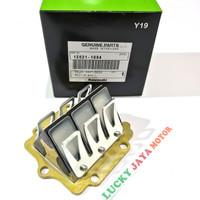 Harmonika membran reed valve assy komplit Ninja R RR