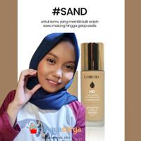 Lumecolors HD Foundation Alas Bedak Cair Full Coverage Jakarta - SAND