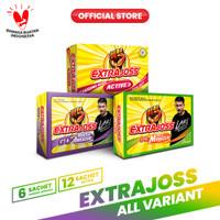 Extra Joss Trial Pack (Active B7, Anggur, Mangga)