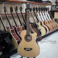 Gitar Akustik Pemula New Edition - Tanam Besi