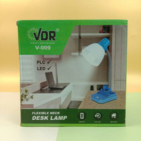 Lampu Belajar / Meja / Desk Lamp VDR V-009