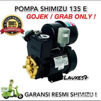 Mesin Pompa air pendorong otomatis shimizu 135 E Pompa sumur dangkal