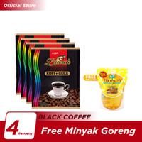 Kopi Luwak Gula Renceng 10x25gr [4] - Free 1 Pcs Minyak Goreng 500ml