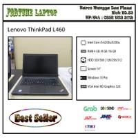Lenovo ThinkPad L460 |Core i5-Gen 6 |Camera - RAM 8 SSD 128