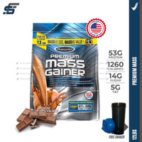 Muscletech Premium Mass Gainer 12lbs 12 lbs 12lb 12 lb