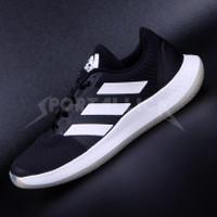 Sepatu Badminton / Indoor Court Shoes Adidas Force Bounce - Black - 7