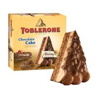 Toblerone Almond Chocolate Cake